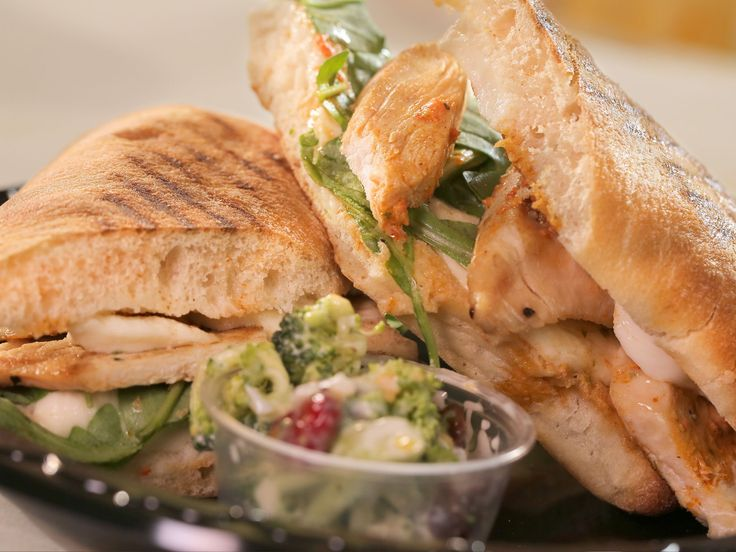 Rosie Panini recipe from Diners, Drive-Ins and Dives via Food Network