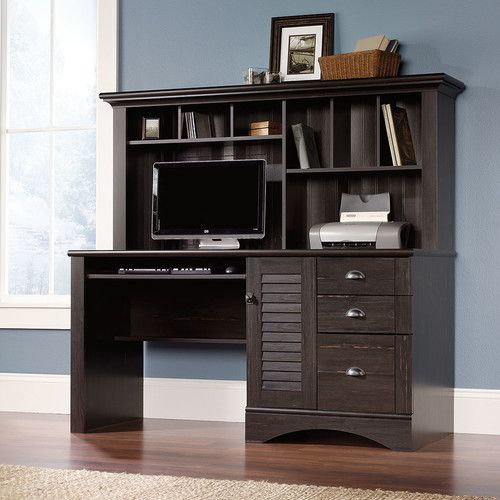 Found it at Wayfair - Computer Desk with Hutch
