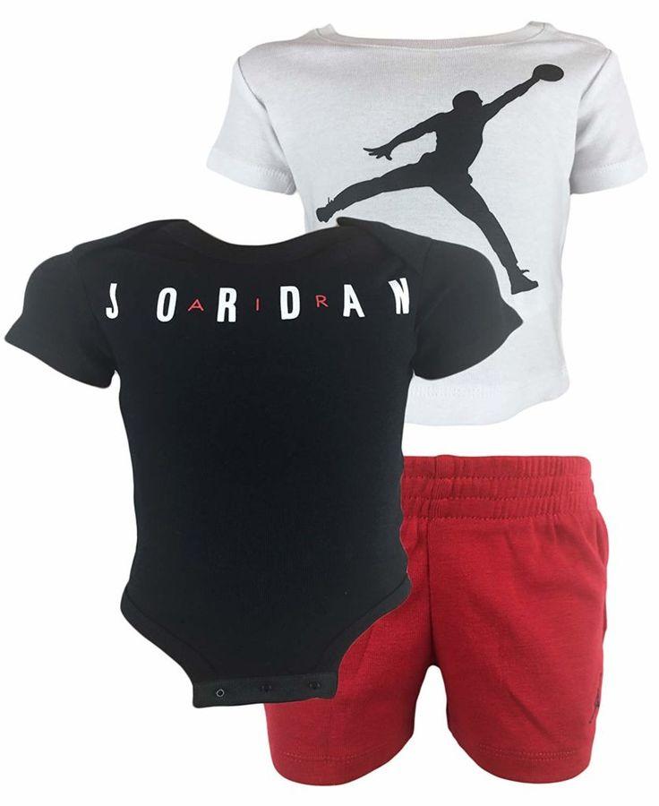 b0caaa54379 Boys: Air Jordan Infant Bodysuit & Pants Set
