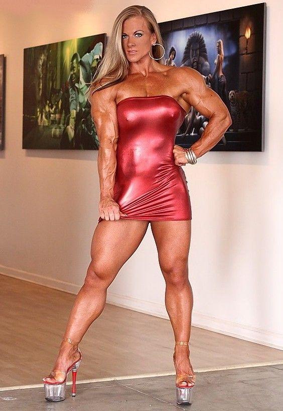 Kris Murrell.   Muscoli