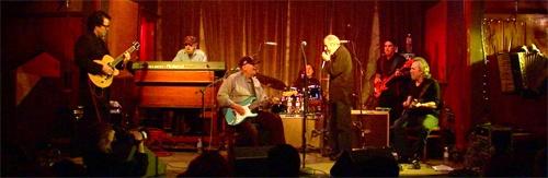 Otra vez un placer contar con los Chicago Blues Reunion Band: Peaches, John, Billy, Bob, Melvin y Willie, nos comentan que están encantados una vez más con la tranquilidad del hotel y con el precioso pueblo de Hondarribia.