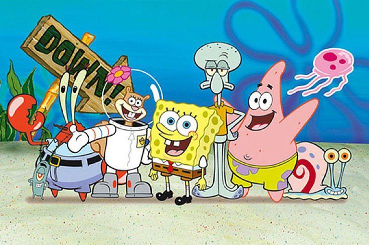 SpongeBob Facts