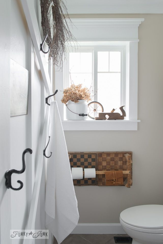Make a Farmhouse Window... With No Fancy Miter Cuts in Sight! :: Hometalk