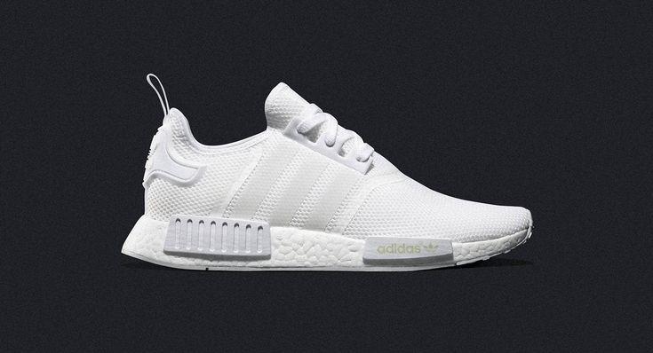 Adidas NMD R_1 Triple White