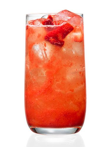 Another thank you for your designated drivers.  10 Delicious Non-Alcoholic Drink Recipes: Strawberry Lemonade