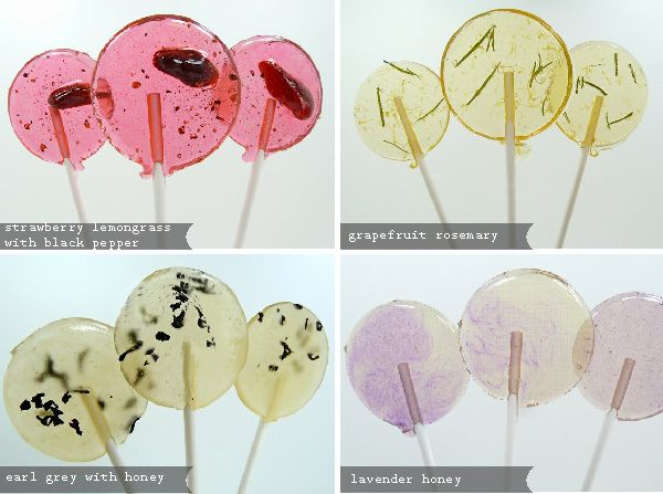 gourmet lollipops | recreativeworks