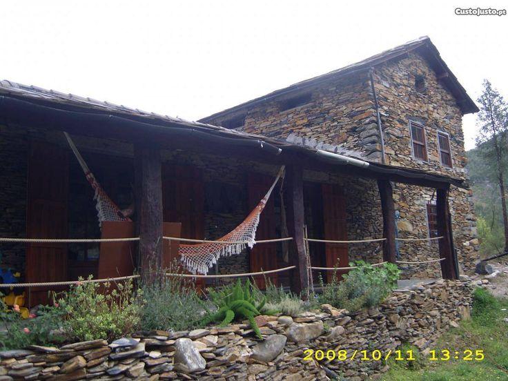 Casa de montanha a 50m do Rio Paiva - para alugar - Arrendamento para férias, Aveiro - CustoJusto.pt