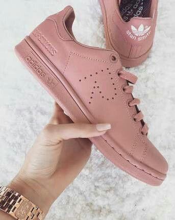 206610dbd Tênis Adidas rosa #pink #adidas #moderno #beautiful #tênis Tênis Adidas  Feminino