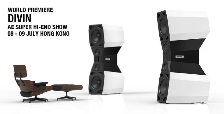 Ultra High End Speakers DIVIN