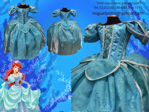 19 best ariel little mermaid princess disney costume cosplay princess ariel the little mermaid disney aqua color deluxe dress dressup disguise ball gown outfit cosplay altavistaventures Image collections