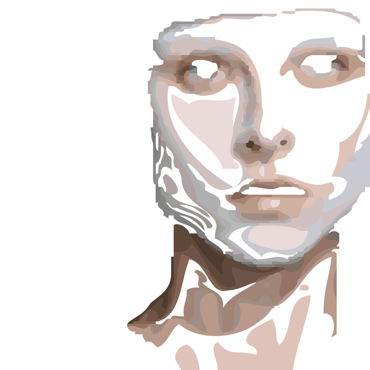 devasted identity 4 Uv print on alucobond panel dimension variables www.rickyrocky.it