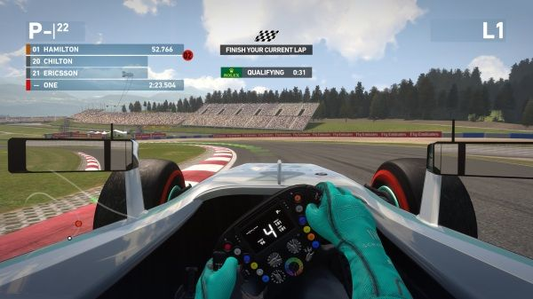 F1 2014 Pc Benchmark Performance