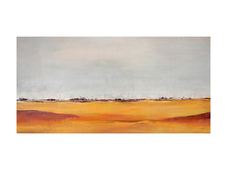 Rolling Plains Art Print - Limited Edition by Megan Kelley | Minted