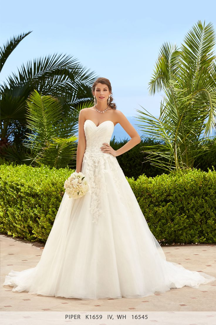 17 Best Ball Gown Wedding Dresses Images On Pinterest