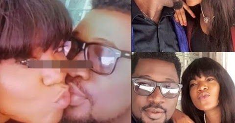 Nollywood's New Couple? Toyin Aimakhu Seen Kissing Daniel K. Daniel in Romantic Video Gone Viral (Photos)
