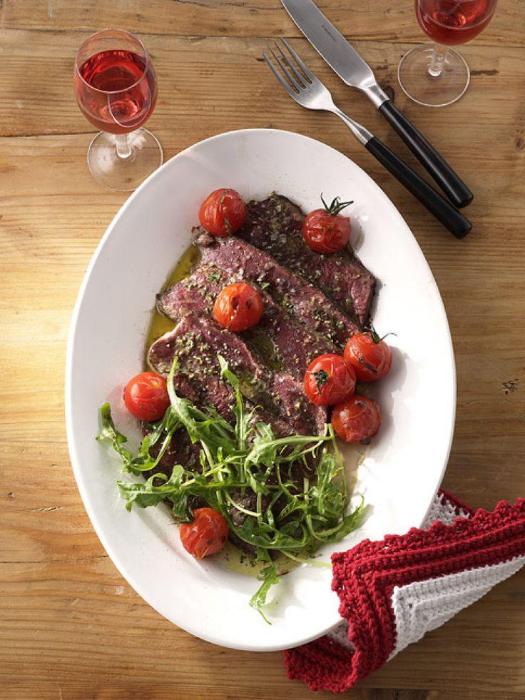 Rezept für Minuten-Roastbeef bei Essen und Trinken. Ein Rezept für 2 Personen. Und weitere Rezepte in den Kategorien Gemüse, Kräuter, Rind, Hauptspeise, Braten (Fleisch), Braten.