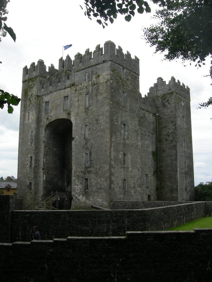 Castle Bunratty, Bunratty, Ireland