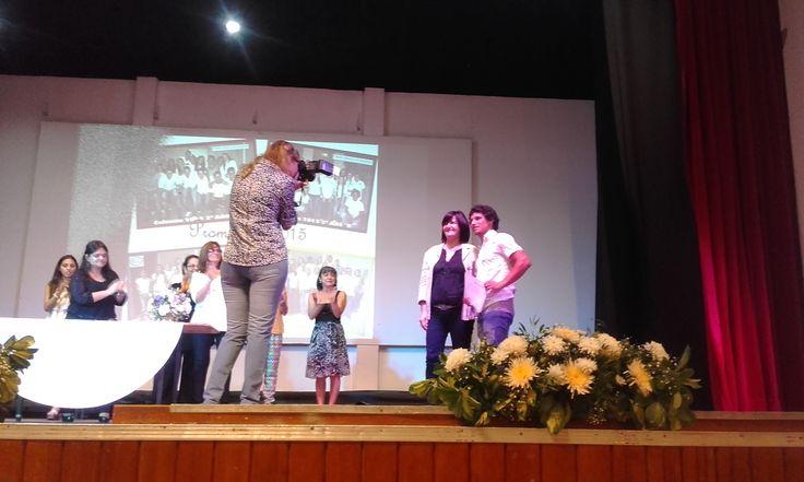 Premio para el alumno Gauna
