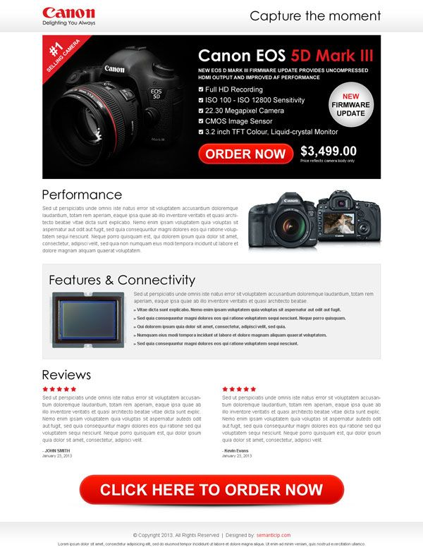 High converting digital product landing page design for sale from http://www.semanticlp.com/buy-now1.php?p=734
