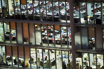 Workplace Woes: The 'Open' Office Is a Hotbed of Stress  Lack of privacy is the least of it. Research shows that open-plan offices sap motiv...