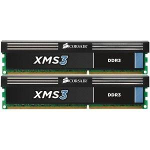 Corsair XMS3 CMX8GX3M2A1600C9 RAM Module - 8 GB