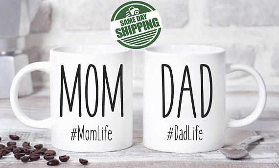 new dad mug, dad to be mug, dad est 2017, dad est, dad mug, funny dad mugs, dad est mug, new dad gift, dad to be gift, mugs for men, papa mug  DESIGNED, PRINTED & SOLD IN USA WITH USA MADE TOP QUALITY MUGS  The best relaxing time of a day is coffee time and this cute gift brings a sweet smile every time they enjoy their cup of coffee !! It brings back all the special memories and makes a perfect gift for any occasion !! And If your loved one is a regular coffee drinker, they can never hav...