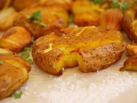 Πατατούλες ψητές στο φούρνο - πιο νόστιμες από τις τηγανιτές!   TasteFULL