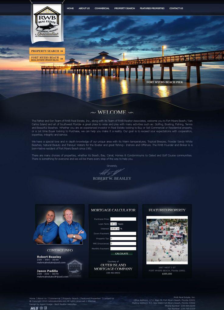 www.rwbrealestate.com - Real Estate Website done by Agent Image   #RealEstateWebsite #RealtorWebsite