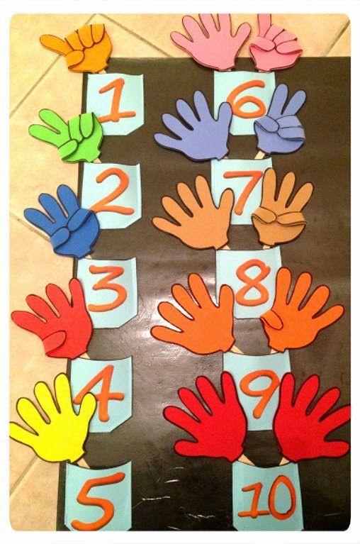 #preschool #okulöncesi #kindergarten #sanatetkinliği #kidscraft #maths #sayılar #numbers
