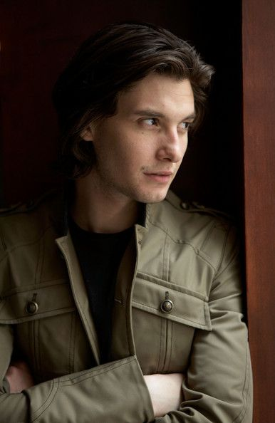"Ben Barnes - ""Easy Virtue"" - Portrait Session - TIFF 2008"