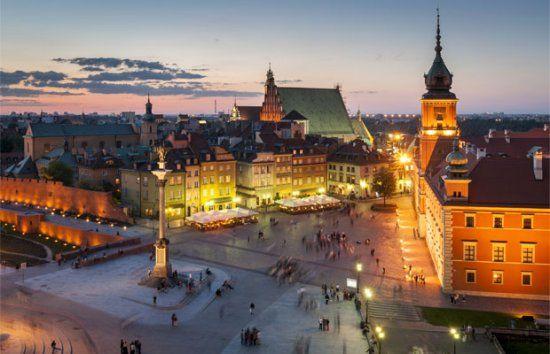 48 Stunden in ...: Warschau! Die besten Adressen für ein Wochenende in einer außergewöhnlichen Stadt - BRIGITTE
