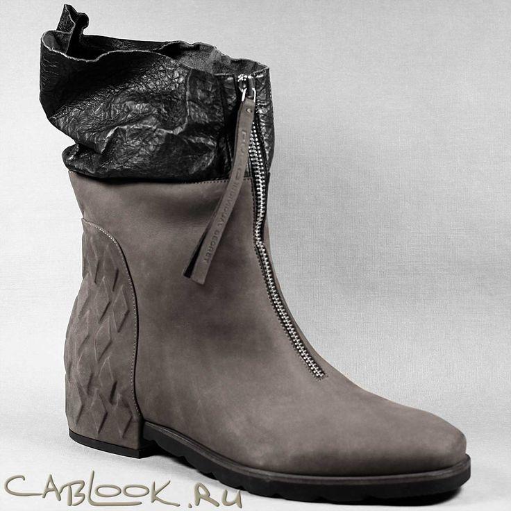Ботинки женские PURO 98310 в наличии в магазине стильной обуви КАБЛУК.РУ