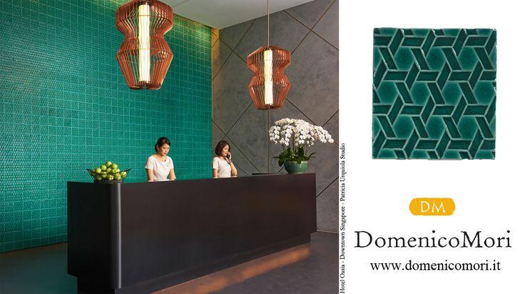 Paglia di Vienna - Oasia Hotel - Arch. Patricia Urquiola