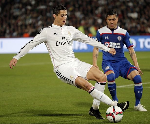 @Realmadrid gana 4-0 al @Cruz_Azul_FC