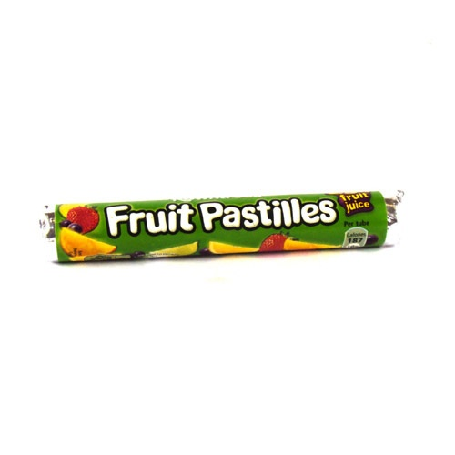 Rowntrees Fruit Pastilles - nice and chewy
