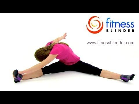 Feel Good Stretching Workout - Calming Evening or Morning Stretch Routine, Fitness Blender