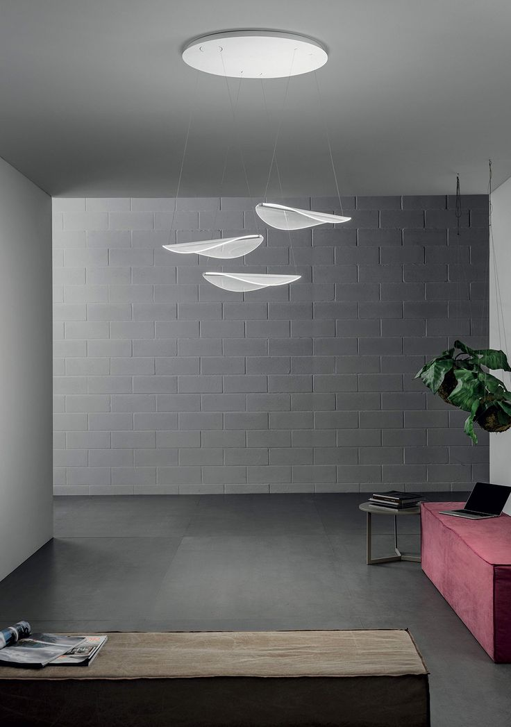 Discover Diphy in the new catalogue Material & Design Lighting by Linea Light Group  #LED #lighting #design #pendantlamps