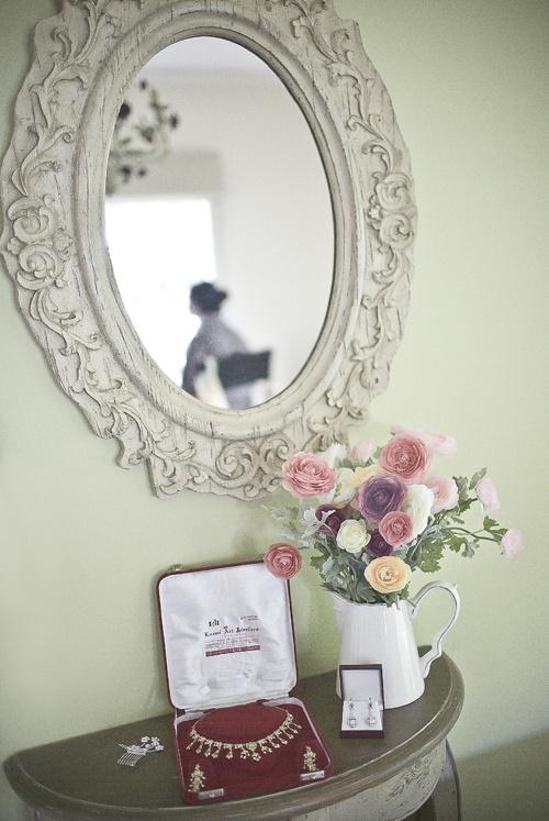 Getting ready vintage style.  www.soulphotographics.com.au  Wedding Photography Brisbane