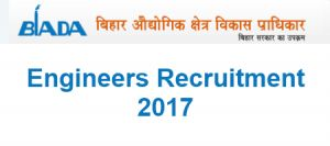 BIADA Recruitment 2017-18 – 41 JE, AE & EE Vacancy Application Form | Notification, Reader check BIADA Engineer Recruitment 2017 Details, BIADA Vacancy 2017