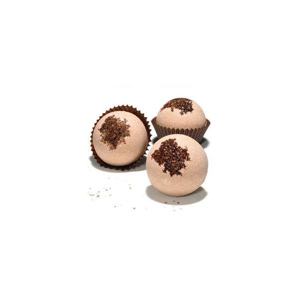 SweetHoneyDipChocolateBrownSugah Bath Bomb - Limited Edition... ❤ liked on Polyvore