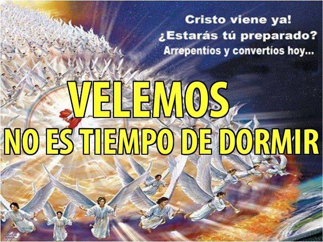 CRISTO  VIENE  PRONTO  !!!!!!!! JESUSCHRIST  IS  COMING  SOON  !!!!!