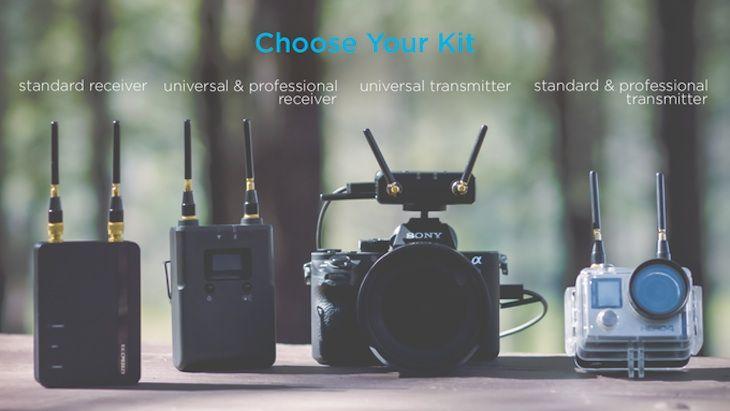 #Gadgets #cámaras #Freecast FREECAST, para transmitir vídeo en directo en alta calidad desde cualquier cámara