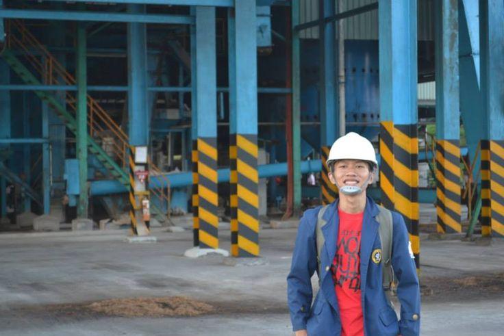 Pabrik Pengolahan Crude Palm Oil PT Sinarmas (Lampung)
