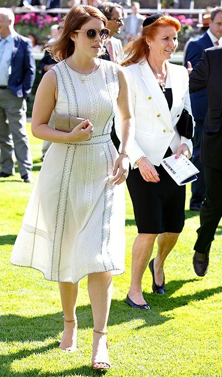 Принцесса Евгения и Сара Фергюсон