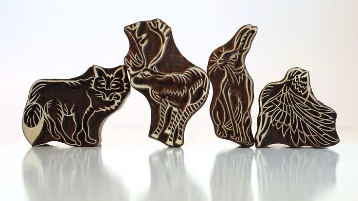 Kulkija -block stamp collection, part of Uurto -homeware collection created by eight lappish designers for Taito Lappi ry. These block stamps are made in India by Blockwallah and made from Indian rosewood. Designer Riina Kittilä, 2014.