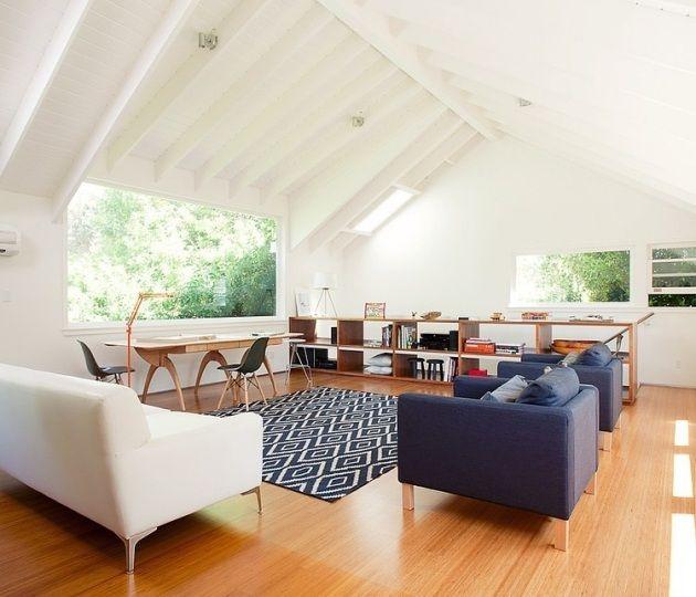 Bureau La Maison 57 Ides Dorganiser Le Travail Domicile Modern Rustic InteriorsDesign