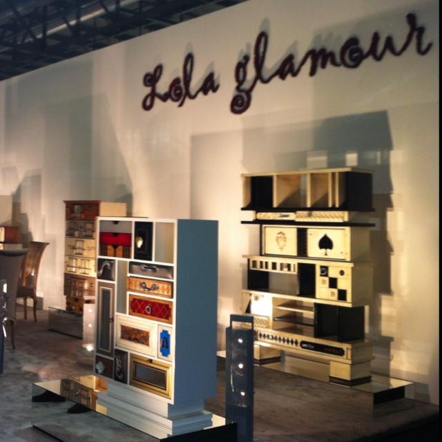 Spanish design at I Saloni Milano 2012 #isaloni #excll #lolaglamour
