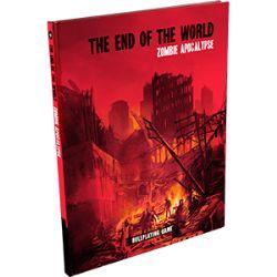 Bienvenido a los tiempos finales con Zombie Apocalypse, el primer libro de The End of the World. Los muertos resucitan y acechan la tierra, hambrientos de carne de los vivos. Todo lo que se interpone entre un zombie y su cerebro son sus habilidades, ingenio y talentos. La vida como sabrás está a punto de terminar y de una manera u otra, experimentarás el apocalipsis… si puede sobrevivir tanto tiempo!