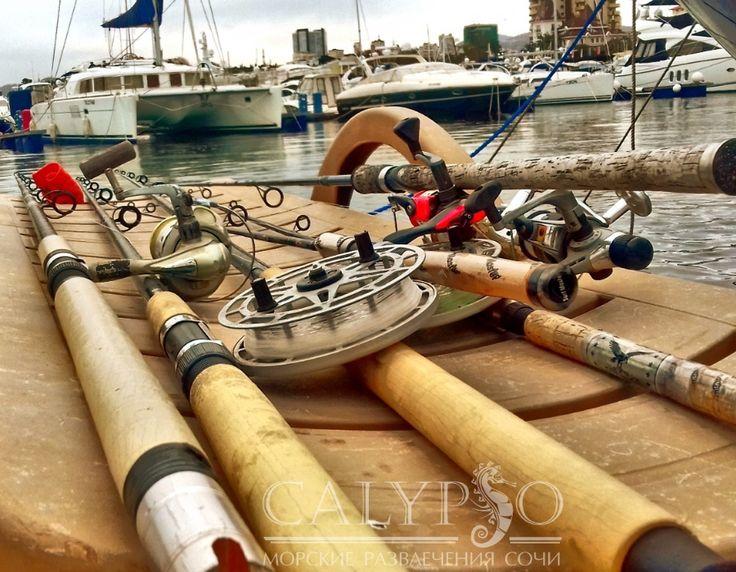 Морская рыбалка | Яхты и Катера в Сочи Без Посредников