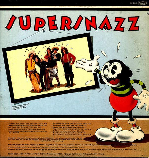 2 - Flamin' Groovies - Supersnazz - NL - 1969- | Flickr: partage de photos!